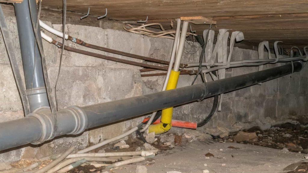 Разморозка труб канализации: способы и средства